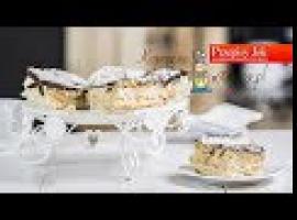 Jak zrobić kokosowe ciasto bez pieczenia