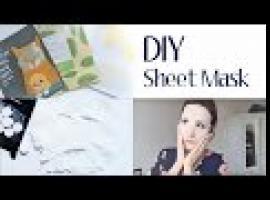 Jak zrobić maseczkę sheet mask - pielęgnacja po koreańsku