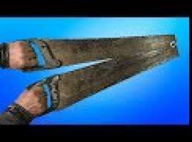 Jak wykorzystać stare piły ręczne - wykonanie nożyc do cięcia
