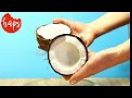 Jak otworzyć kokosa - prosty sposób