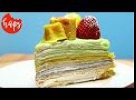 Jak zrobić mistrzowski tort naleśnikowy na Skittlesach