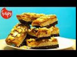 Jak zrobić batoniki snickers i to bez pieczenia