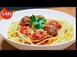 Jak zrobić spaghetti z klopsami