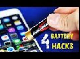 Jak wykorzystać baterie - 4 kreatywne sposoby