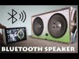 Jak zbudować bezprzewodowe głośniki bluetooth