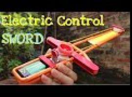Jak zbudować elektryczny miecz ... z papieru