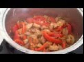 Jak zrobić gulasz z kiszonymi cytrynami