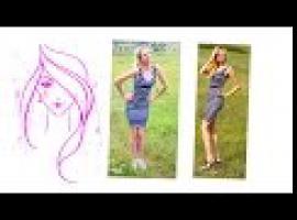Jak uszyć letnią sukienkę i oszczędzić sporo gotówki