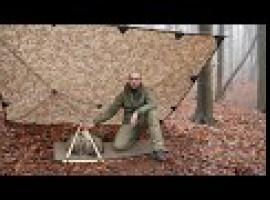 Jak zrobić survivalowy plecak w terenie