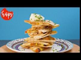 Jak zrobić quesadillę z kurczakiem - genialny przepis