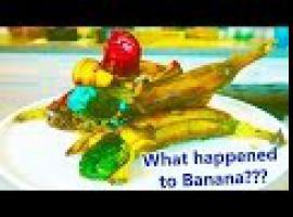 Jak zrobić sztuczkę z bananem - to Cię zaskoczy