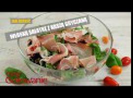 Włoska sałatka z kaszą gryczaną
