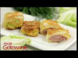 Kotlety serowe w kapuście - super pomysł na obiad