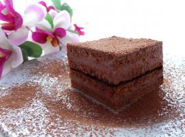 Jak zrobić czekoladowe ciasto bez pieczenia - pychotka
