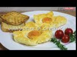 Jak zrobić sadzone jajka chmurki