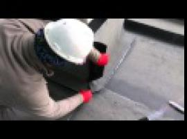 Jak pokryć komin papą termozgrzewalną