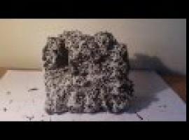 Jak zrobić sztuczną skałę - prosta w wykonaniu imitacja