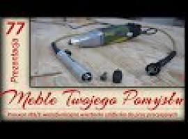 Jak szlifować drewno - narzędzia i precyzja