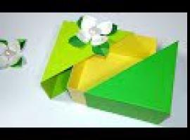 Jak zrobić unikalne pudełko na prezent