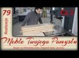 Jak zbudować stojak na 10 butelek z dębu i jesionu