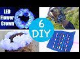 Jak zrobić 6 prostych pomysłów DIY