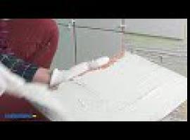 Jak układać płytki na ścianie