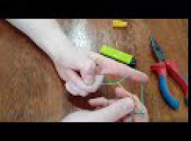 Jak zrobić mini kuszę z zapalniczki