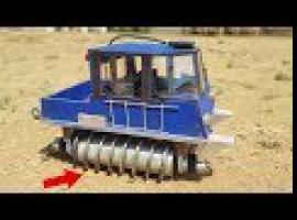 Jak zbudować pojazd z napędem śrubowym