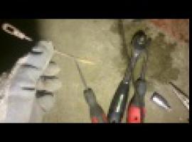 Jak naprawić hamulec ręczny - wymiana linki