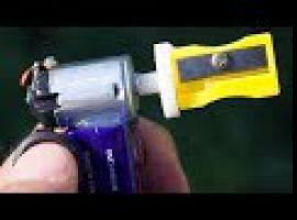 Jak wykorzystać zwykłą temperówkę - 11 sposobów DIY