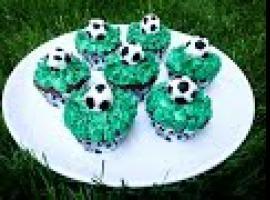 Jak zrobić babeczki dla fana piłki nożnej
