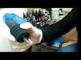 Kurs tatuażu - jaka maszynka, dezynfekcja i zabezpieczenie