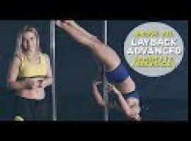 Jak opanować Layback Advanced w Pole Dance