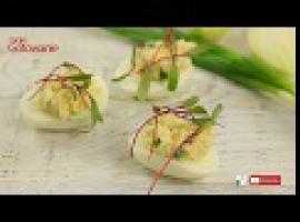 Jak zrobić jajka na Wielkanoc z farszem ziemniaczanym