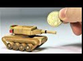 Jak zbudować mały i szybki czołg na baterię