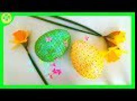 Jak zrobić ozdobę na Wielkanoc - dekoracyjne jajko