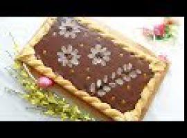 Jak zrobić klasyczne ciasto - mazurek czekoladowy