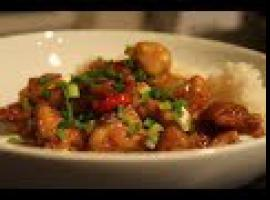 Pyszny obiad - kurczak po wietnamsku z trawą cytrynową