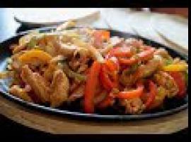 Fajitas z kurczakiem - super pomysł na obiad