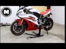 Jak zbudować podnośnik motocyklowy