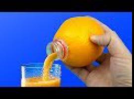 21 najlepszych patentów z warzywami i owocami