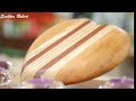 Jak wykonać nietypowy prezent walentynkowy z drewna