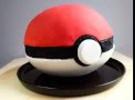 Jak zrobić ciasto Poke Ball