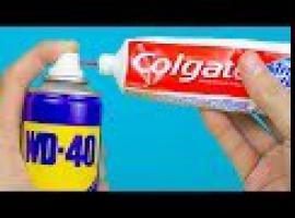 Jak wykorzystać pastę do zębów na 15 mega sposobów
