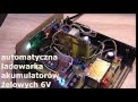 Jak zbudować ładowarkę akumulatorów żelowych 6V
