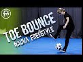 Jak opanować Toe Bounce - nauka z mistrzynią świata
