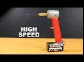 Jak zrobić miniaturową wiertarkę