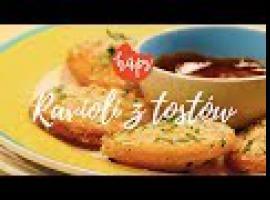 Jak zrobić ravioli z tostów
