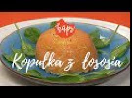 Jak zrobić łososia z jajkiem i awokado
