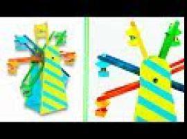 Jak zbudować diabelski młyn - genialne zabawki dla dziecka